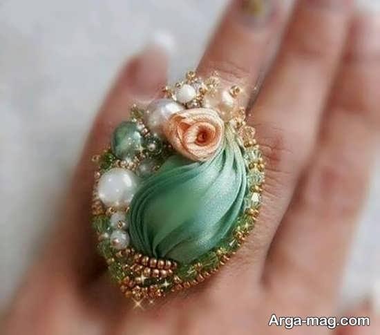 شفق دوزی متفاوت جواهر