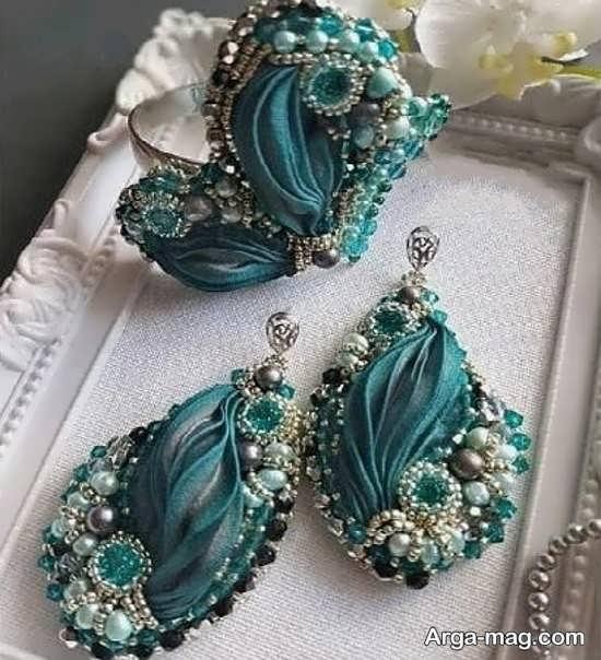 شفق دوزی تماشایی جواهر