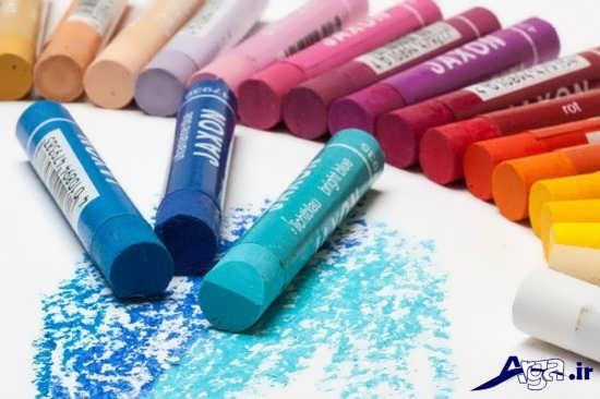 انواع پاستل برای نقاشی
