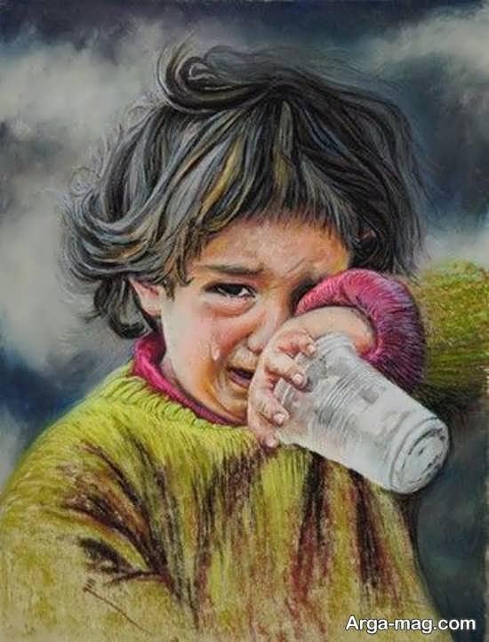 قشنگ ترین نقاشی با پاستل