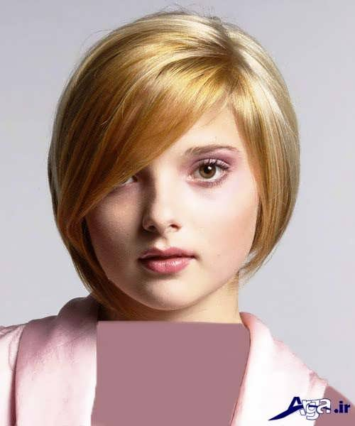 مدل موی کوتاه آناناسی