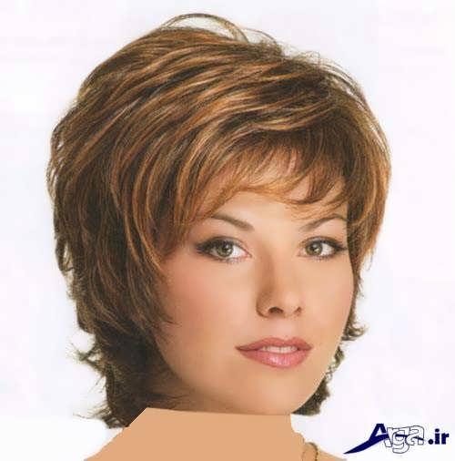 مدل موی آناناسی کوتاه زنانه