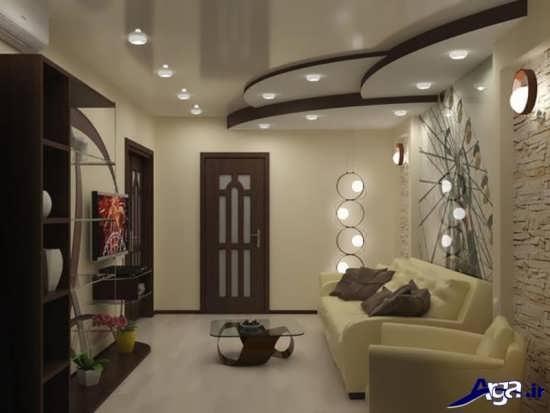 مدل کناف سقف و دیوار جدید