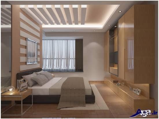 مدل جدید کناف سقف و دیوار