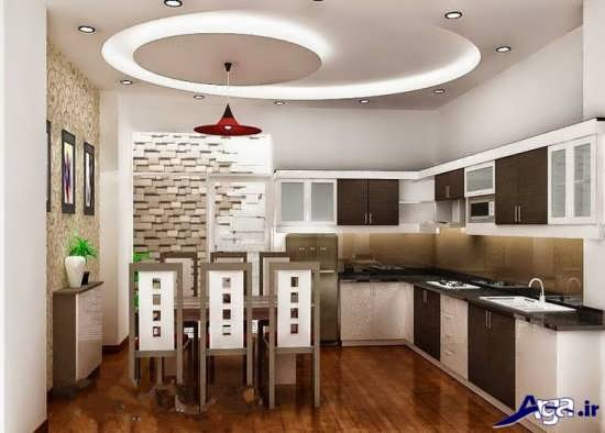 مدل جدید کناف سقف
