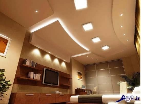 مدل کناف سقف و دیوار برای ساختمان های مسکونی