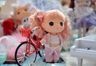 عکس عروسکی دخترانه زیبا