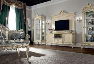 مدل میز تلویزیون سلطنتی شیک و جدید