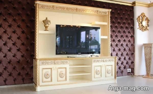 جدیدترین مدل میز تی وی سلطنتی
