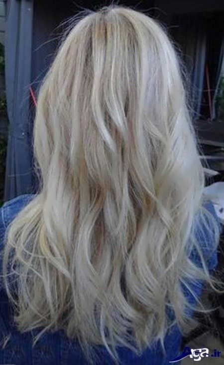 آموزش دکلره کردن موها با پایه 10