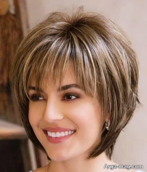 مدل موی دخترانه و کوتاه