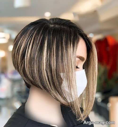 مدل خاص مو دخترانه کوتاه