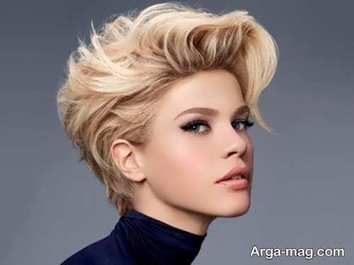 جدیدترین مدل موی دخترانه کوتاه