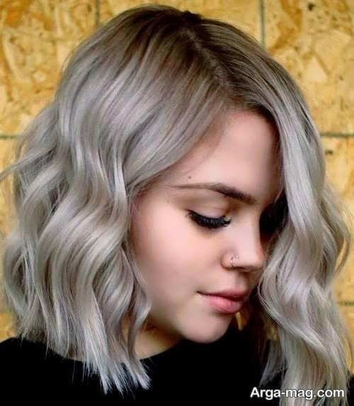 زیبارین مدل موی دخترانه کوتاه