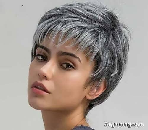 انواع مدل مو دخترانه کوتاه