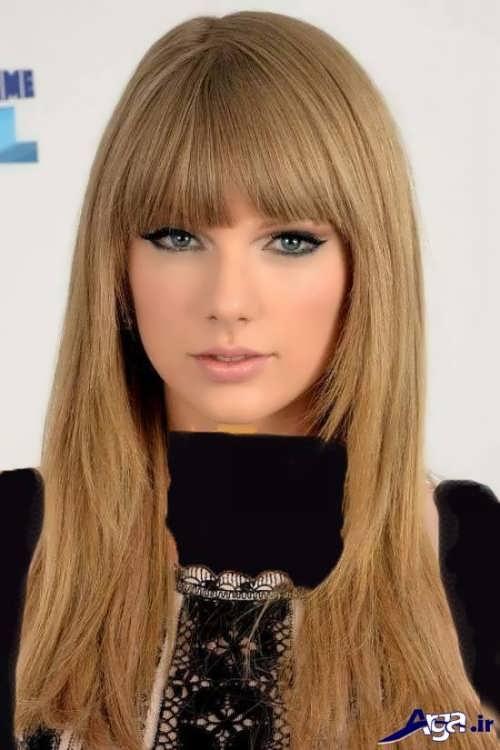 مدل موی لیر بلند