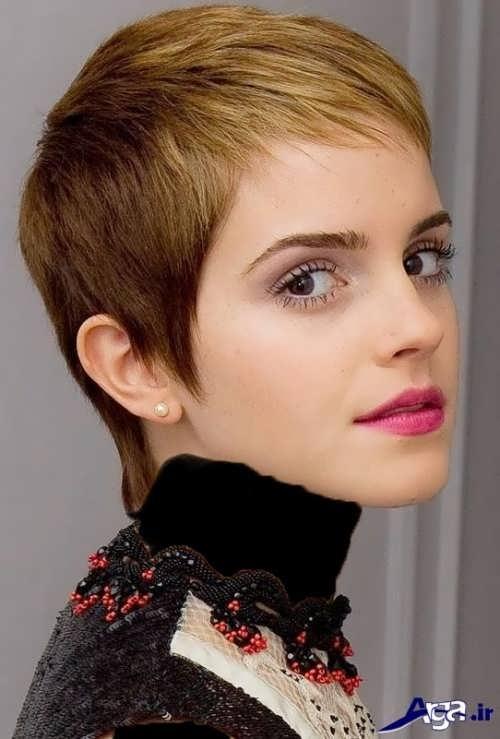 مدل مو دخترانه جدید و کوتاه