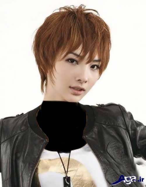 مدل مو شیک دخترانه