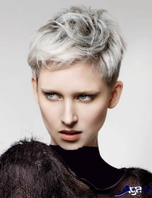 مدل موی جدید و متفاوت دخترانه