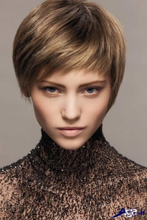 مدل مو زیبا و جذاب دخترانه