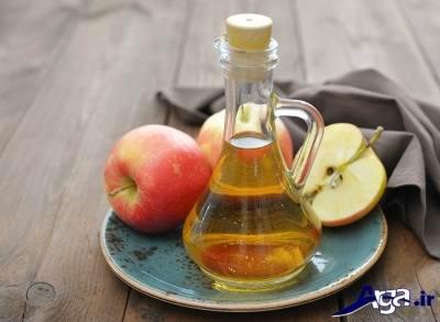 روش لاغری با سرکه سیب