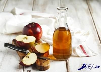 روش های لاغری با سرکه سیب