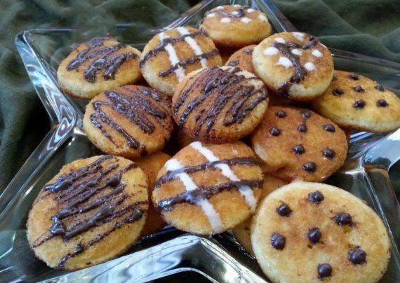 طرز تهیه کیک قاشقی