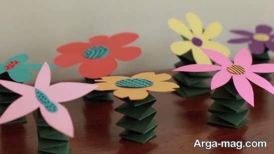 کاردست ساز متفاوت برای فصل بهار