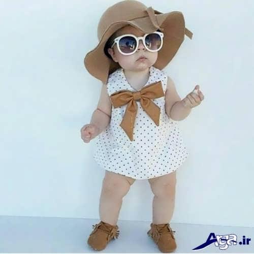 مدل لباس نوزاد شیک و زیبا
