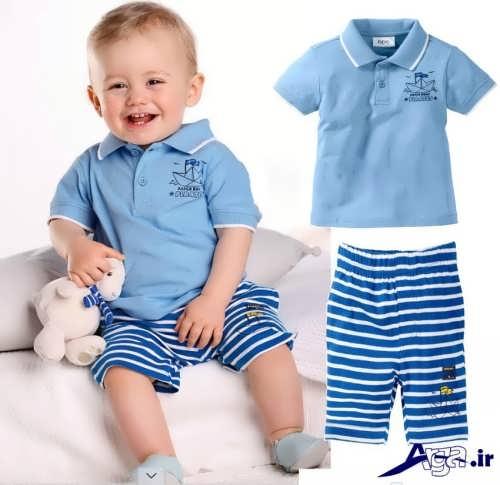 لباس تابستانی نوزاد