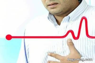 بررسی علائم حمله قلبی
