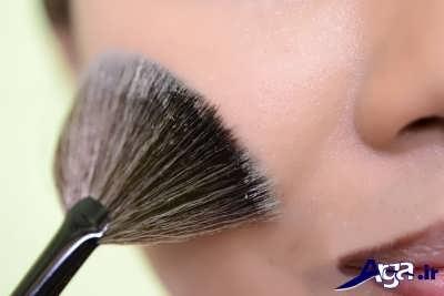 آموزش آرایش صورت دخترانه