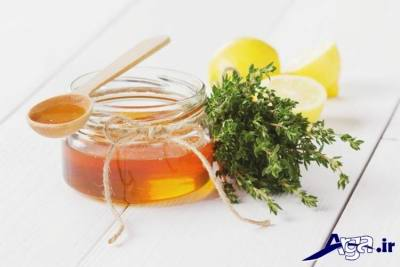 درمان سرفه با آویشن و عسل