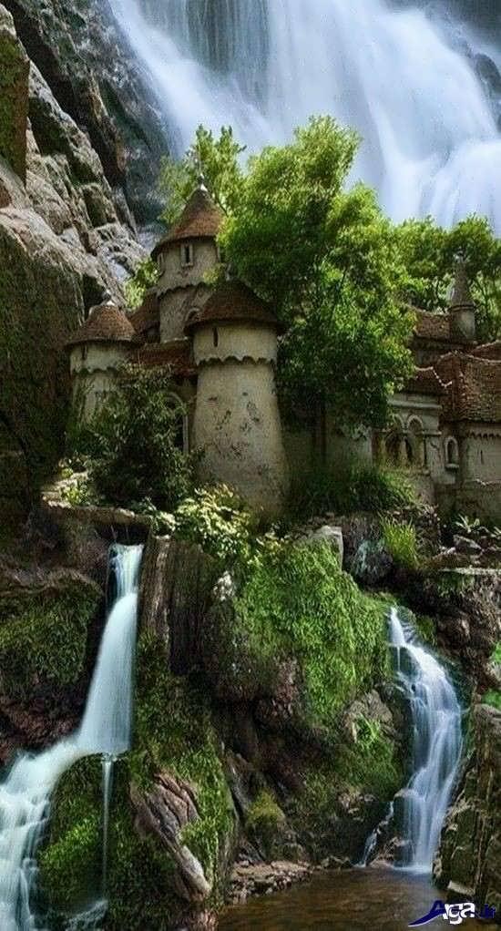 عکس منظره زیبا در لهستان