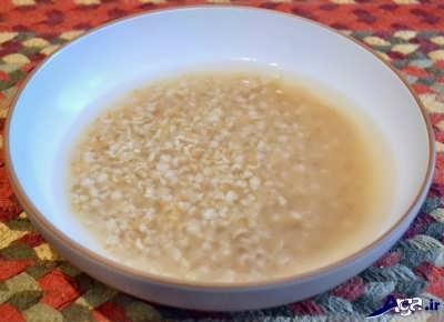 سوپ گندم