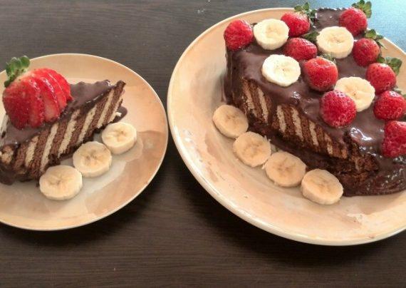 تزیین کیک یخچالی با ایده های زیبا و متفاوت