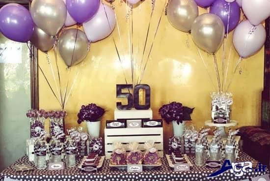 تزیینات جشن تولد برای بزرگسالان