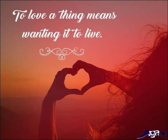 عکس نوشته های احساسی رمانتیک