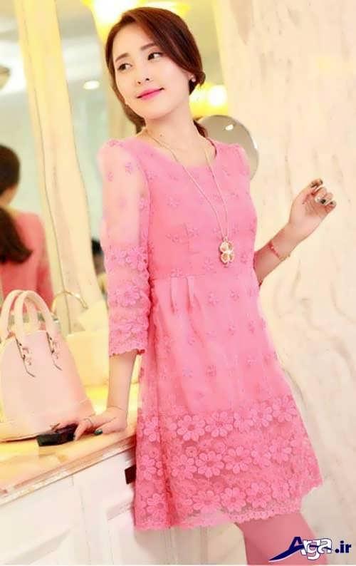 مدل لباس کره ای فانتزی