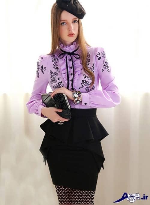 مدل لباس مجلسی فانتزی و شیک