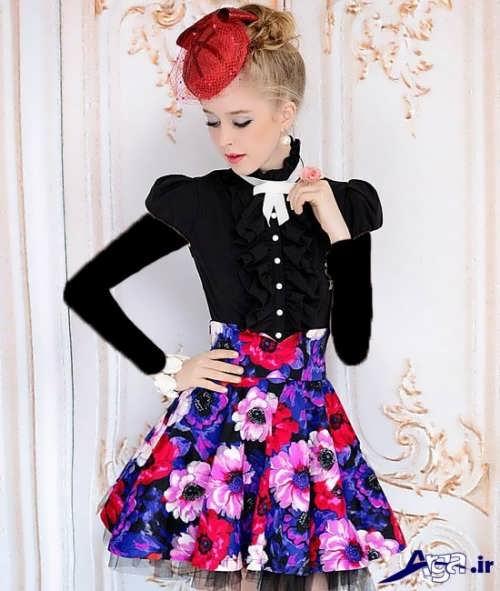 مدل لباس فانتزی زیبا و شیک