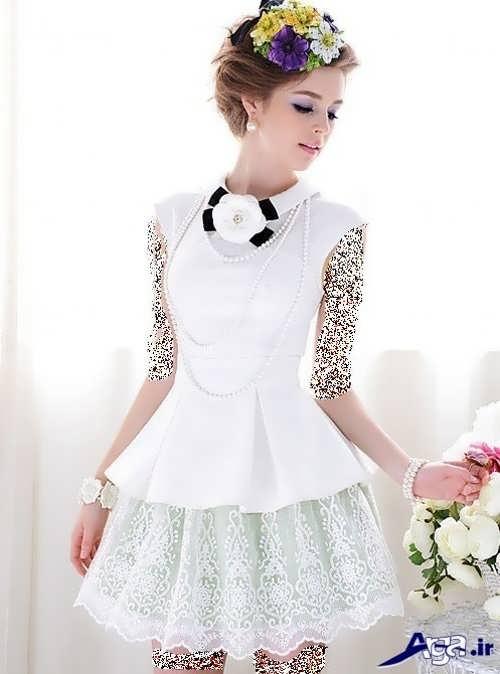 مدل لباس زیبا و متفاوت فانتزی