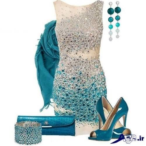 مدل ست لباس مجلسی دخترانه شیک
