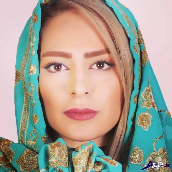 مدل زیبای سمانه پاکدل در عکس