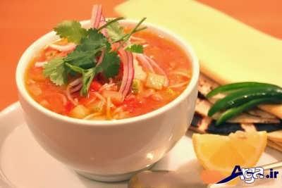 طرز تهیه سوپ رژیمی