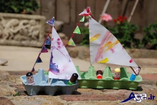 مدلهای مختلف زیبا برای کاردستی کودکان