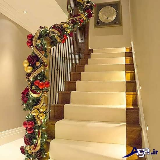 رویایی ترین راه پله ها با تزیینات زیبا