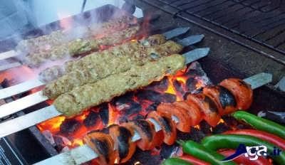 دستور پخت کباب کوبیده خانگی