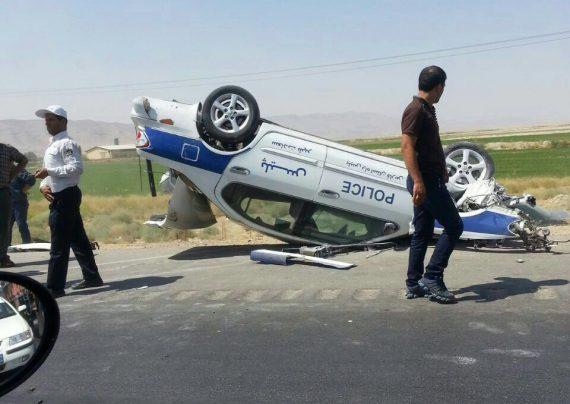 عکس تصادف چابهار