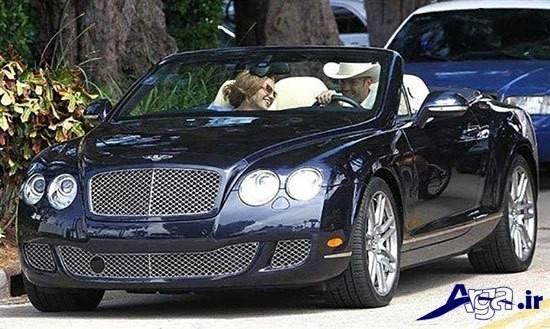 خودرو زنان هالیوودی